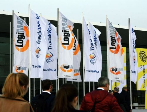 LogiMAT 2020 Announcement