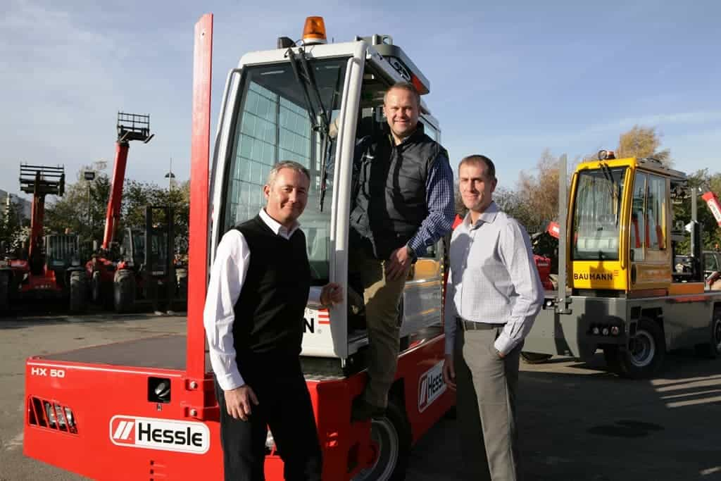 Baumann UK Appoints Hessle