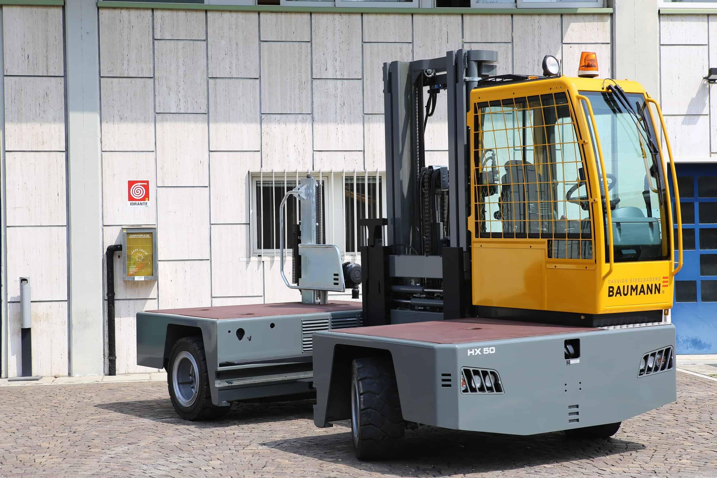 Baumann führt neue Dieselmodelle ein