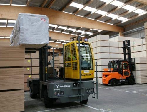 Windsor Materials Handling Metsä Difference