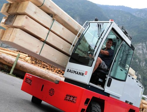 Baumann Reaches For Innovation